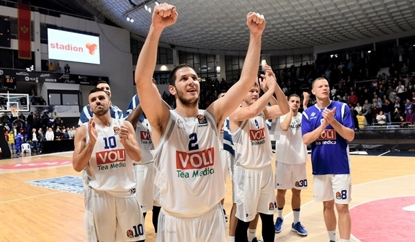 RS Round 7 report: Buducnost sinks 21 triples in premier victory