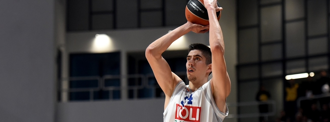 Buducnost bombers taught three-point lesson to CSKA