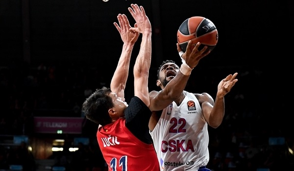 RS Round 7 report: Offense carries CSKA past Bayern in Munich