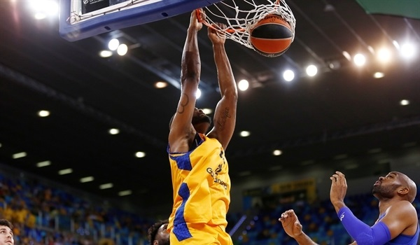 RS Round 7 report: Baez's career night lifts Gran Canaria past Maccabi