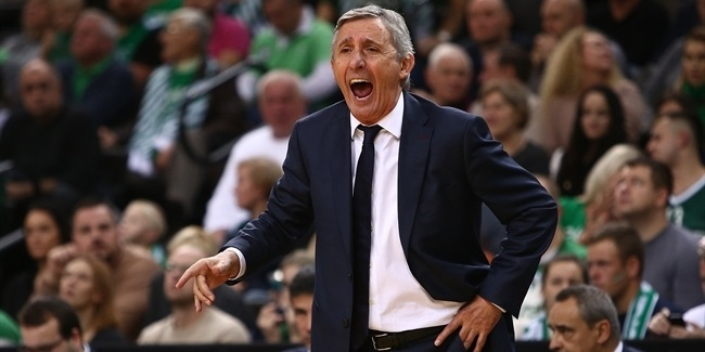 Barcelona extends Coach Pesic's contract