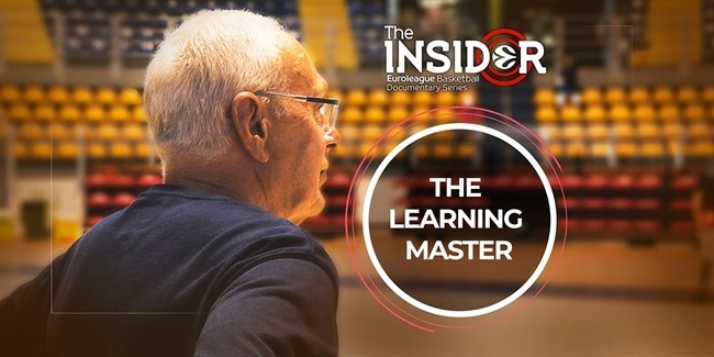 """The Learning Master"" debuts as The Insider Series honored"