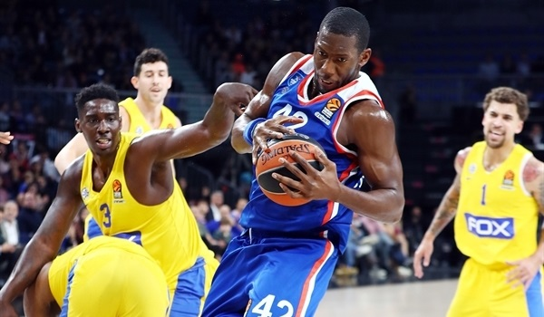 RS Round 8 report: Efes uses balance to sink Maccabi