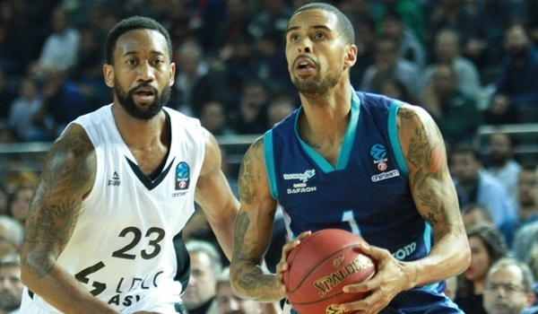 RS Round 8: Bilan leads ASVEL to the Top 16!