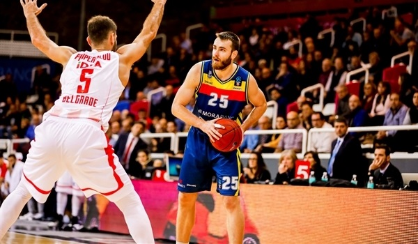 RS Round 8: MoraBanc downs Zvezda, stays perfect at home