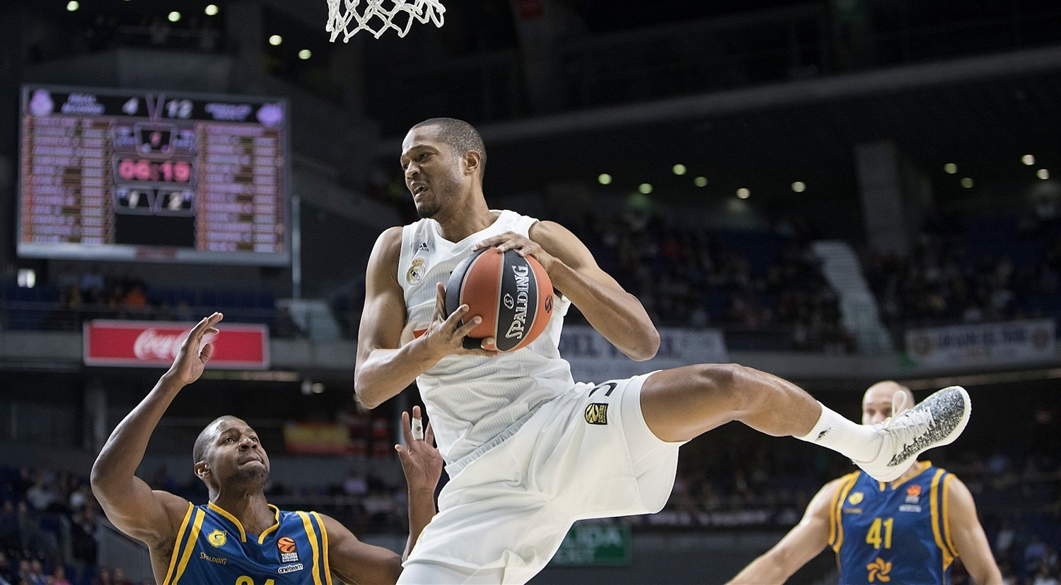 Anthony Randolph - Real Madrid - EB18