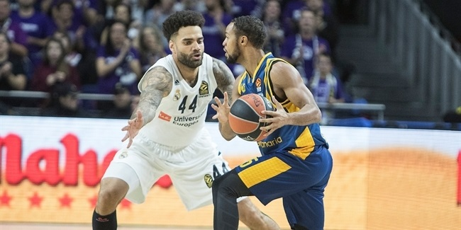 RS Round 8: Real Madrid vs. Herbalife Gran Canaria