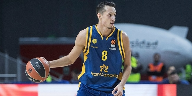 Marcus Eriksson, Gran Canaria: 'We have to keep moving forward'