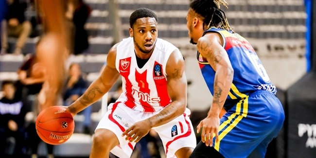 7DAYS EuroCup, Regular Season Round 8: MoraBanc Andorra vs. Crvena Zvezda mts Belgrade