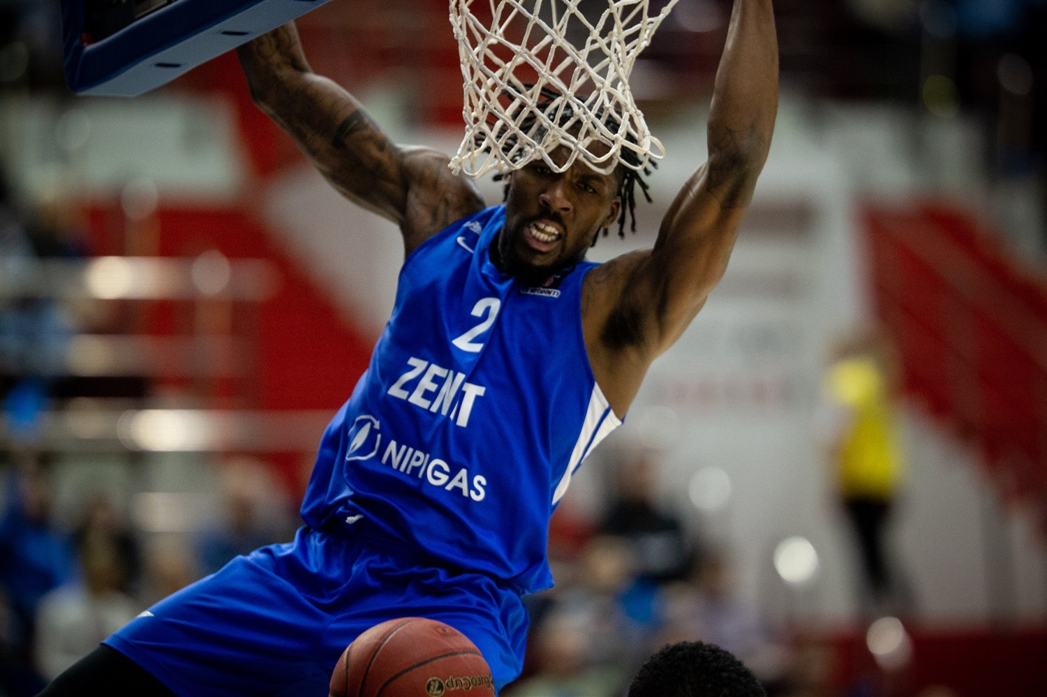 Jalen Reynolds - Zenit St Petersburg (photo Zenit) - EC18