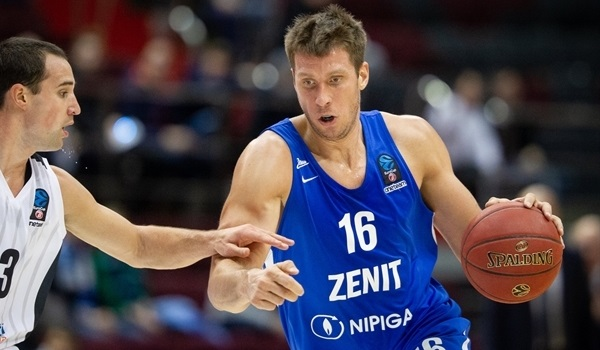 Zenit extends forward Trushkin