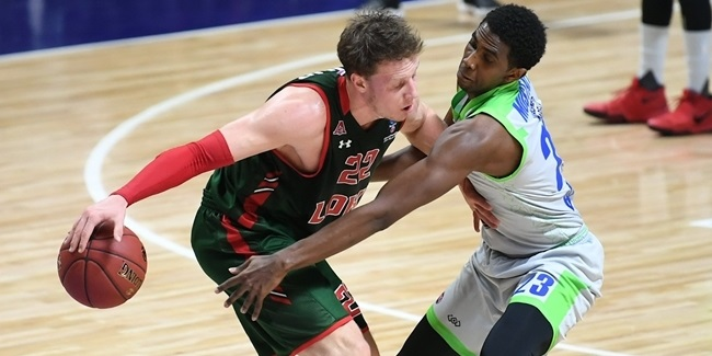 7DAYS EuroCup, Regular Season Round 8: Tofas Bursa vs. Lokomotiv Kuban Krasnodar