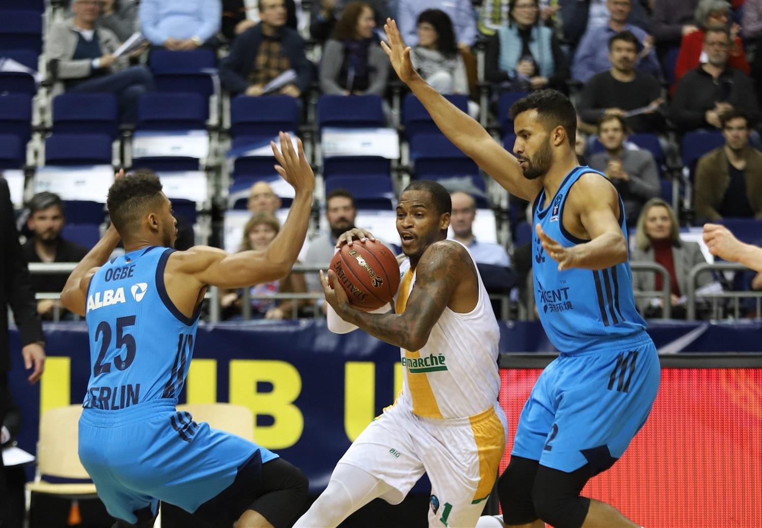Dwight Hardy - Limoges CSP (photo Andreas Knopf - ALBA) - EC18