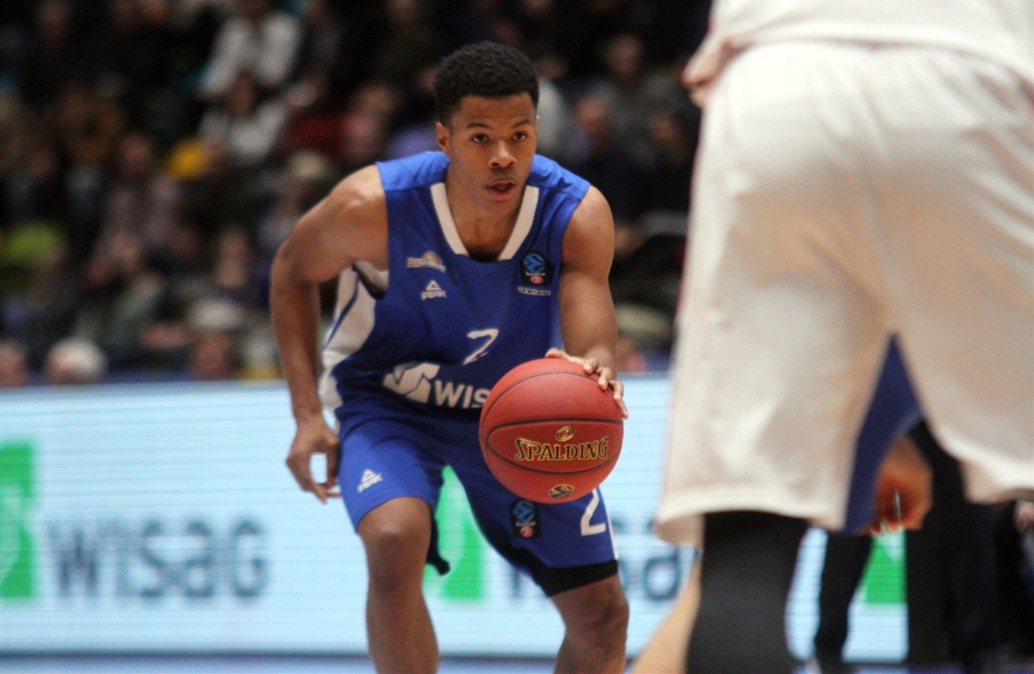 Trae Bell-Haynes - Fraport Skyliners Frankfurt (photo Skyliners) - EC18