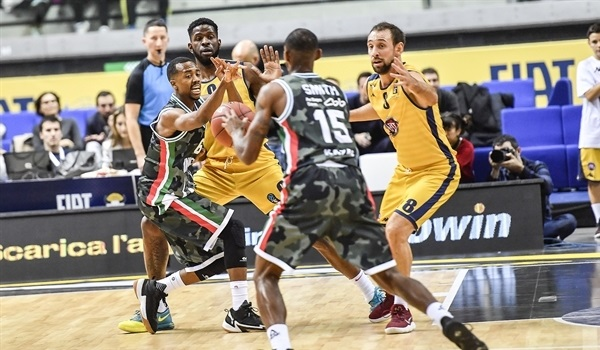 RS Round 8: UNICS erupts in third quarter for win in Turin