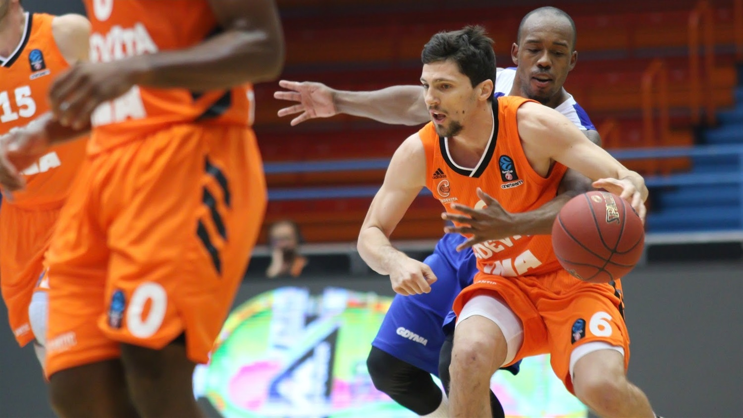 Toni Katic - Cedevita Zagreb (photo Cedevita) - EC18