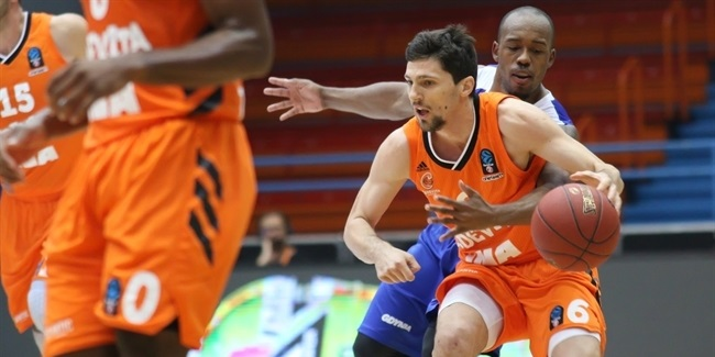 7DAYS EuroCup, Regular Season Round 8: Cedevita Zagreb vs. Arka Gdynia