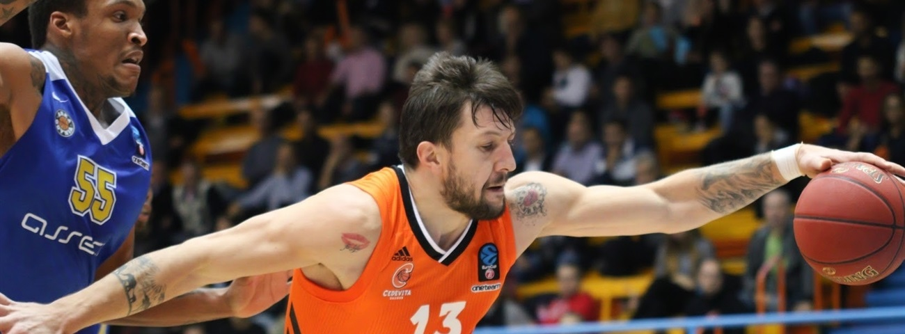 Andrija Stipanovic, Cedevita: 'We still have a chance'