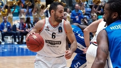 Eurohoops Trademarks: Stipcevic and Rytas, a Top 16 match