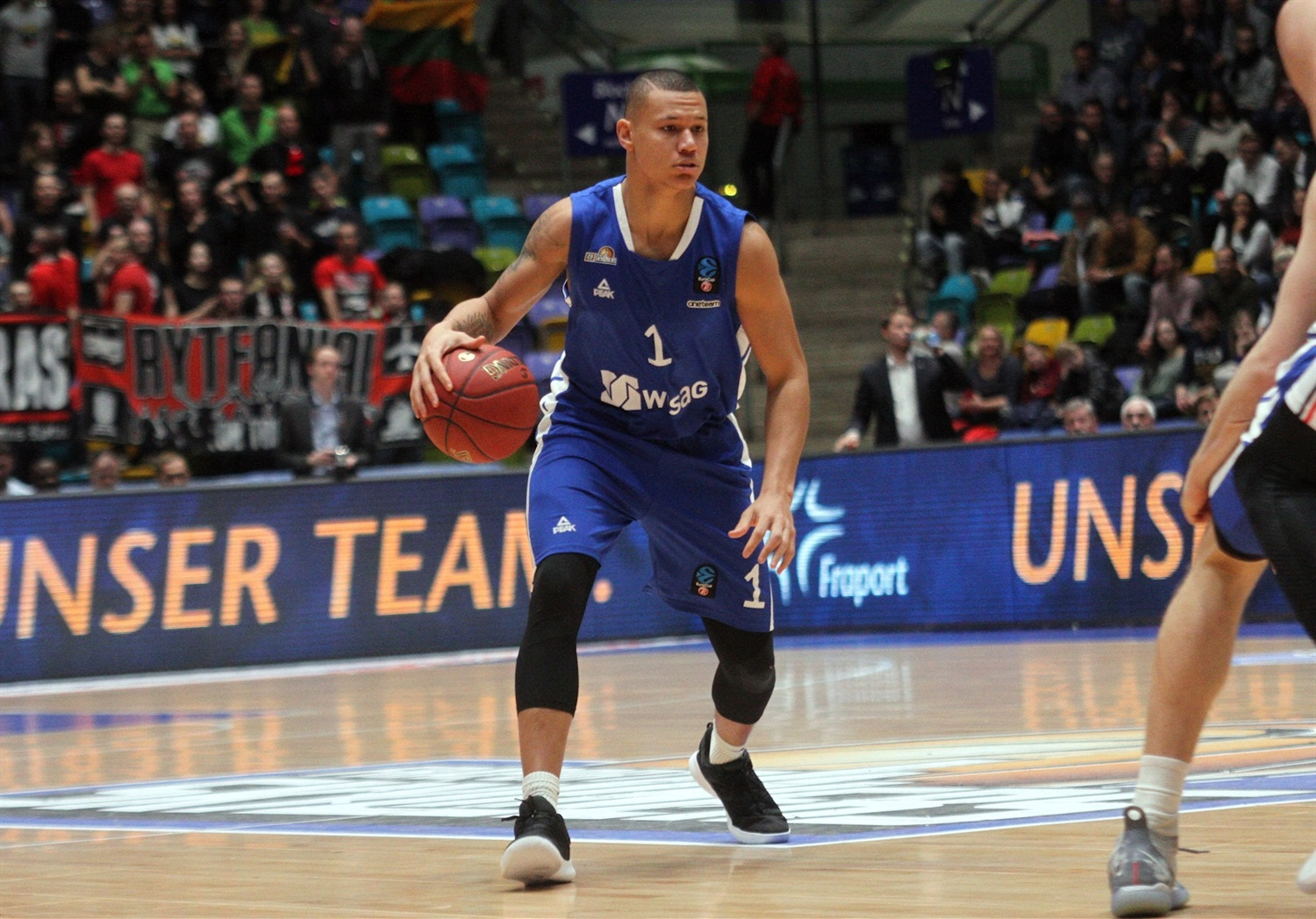 7DAYS EuroCup, Regular Season Round 8: Fraport Skyliners Frankfurt ...
