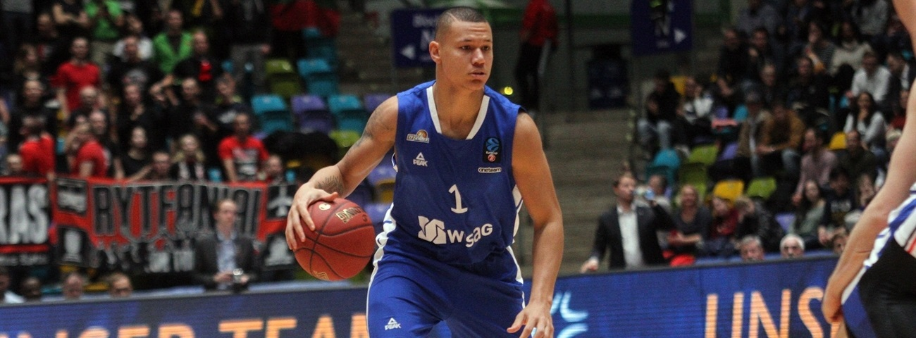 Elijah Clarance, Skyliners: 'I'm just in attack mode at all times'