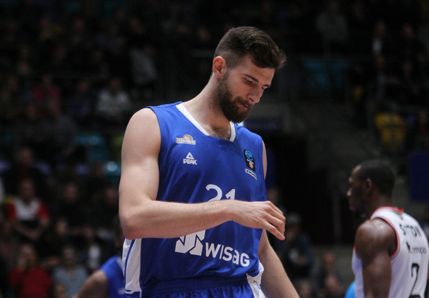 Leon Kratzer - Fraport Skyliners Frankfurt (photo Skyliners) - EC18