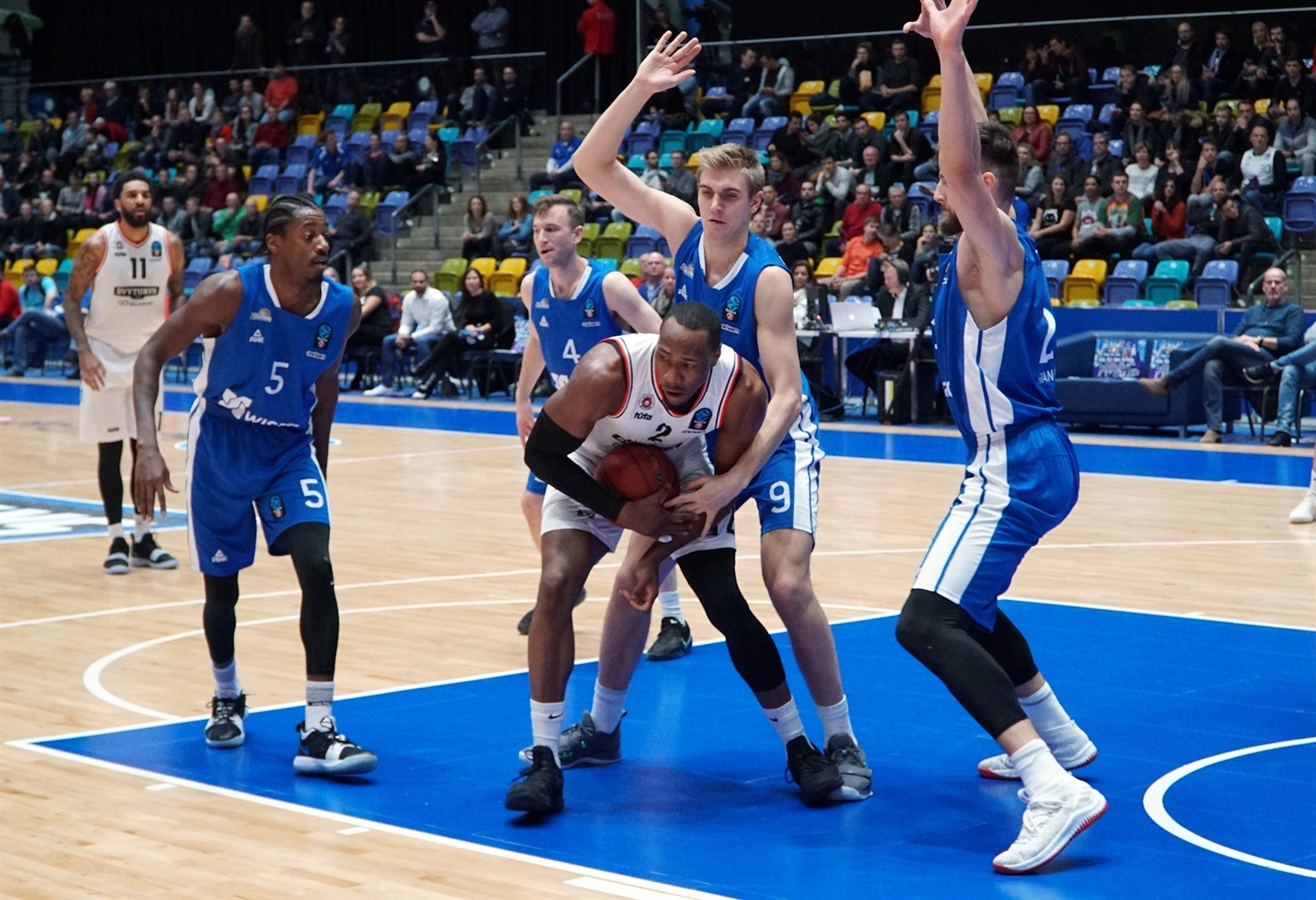 Dominique Sutton - Rytas Vilnius (photo Skyliners) - EC18