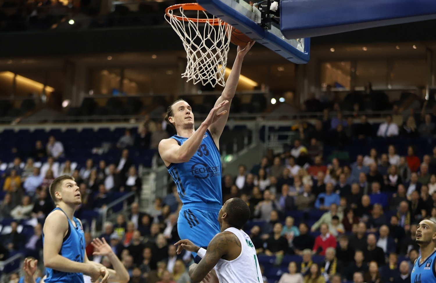 Dennis Clifford - ALBA Berlin (photo Andreas Knopf - ALBA) - EC18