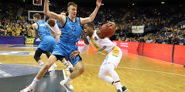 7DAYS EuroCup, Regular Season Round 8: ALBA Berlin vs. Limoges CSP