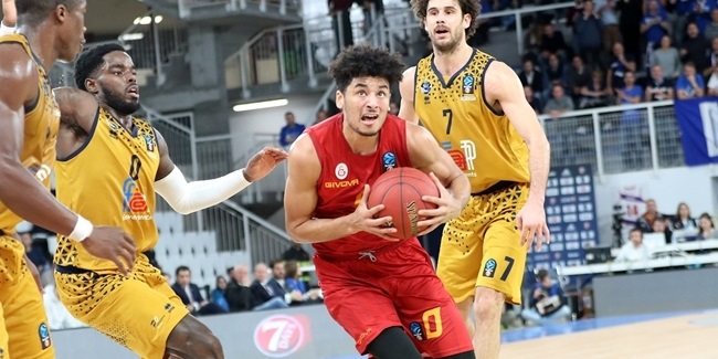 Tai Webster, Galatasaray:'Anything can happen in this EuroCup'