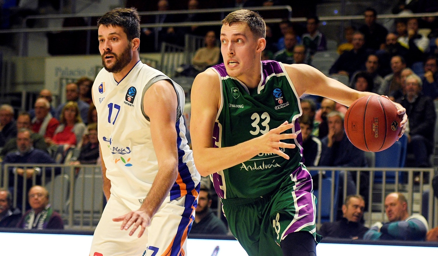 Kyle Wiltjer - Unicaja Malaga (photo Unicaja) - EC18