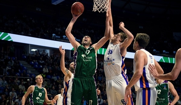 RS Round 8: Unicaja smashes Mornar Bar for 7th straight win