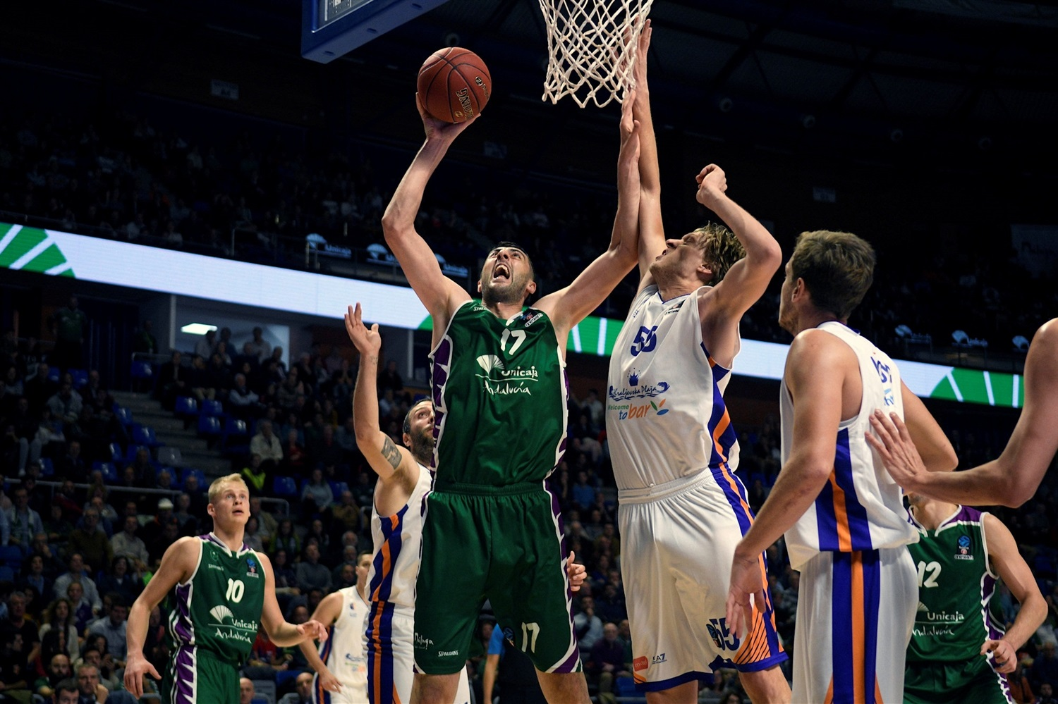 Giorgi Shermadini - Unicaja Malaga (photo Unicaja) - EC18