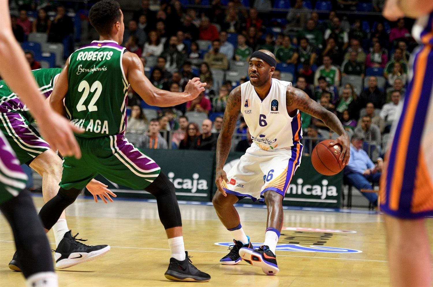 Bobby Brown - Mornar Bar (photo Unicaja) - EC18