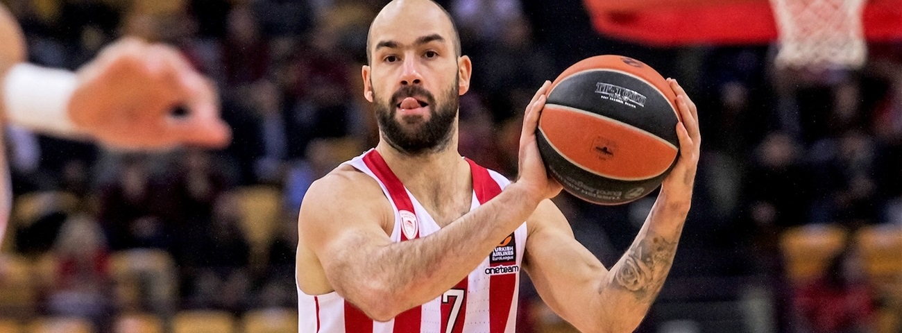 Spanoulis becomes fifth 300-game EuroLeague player