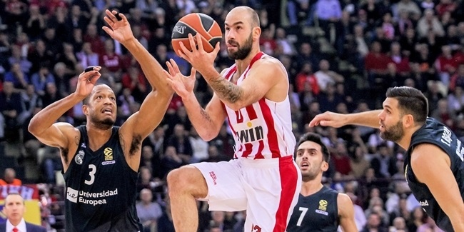2019-20 Games to Watch: Olympiacos Piraeus