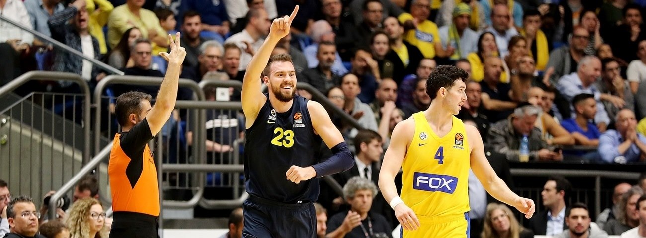 Guduric's scoring spree inspired Fenerbahce
