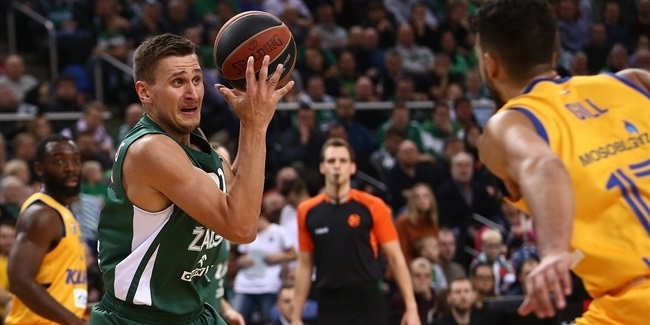Domestic leagues playoffs: Zalgiris on brink of title