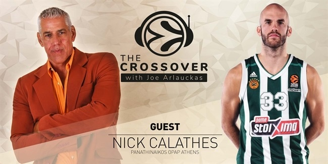 The Crossover podcast with Nick Calathes