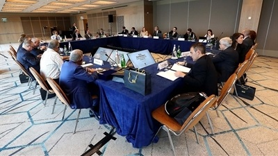 ECA Shareholders Executive Board meets to review progress on five-year strategic plan