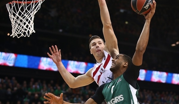 RS Round 10 report: Zalgiris edges Milan, breaks home-court jinx