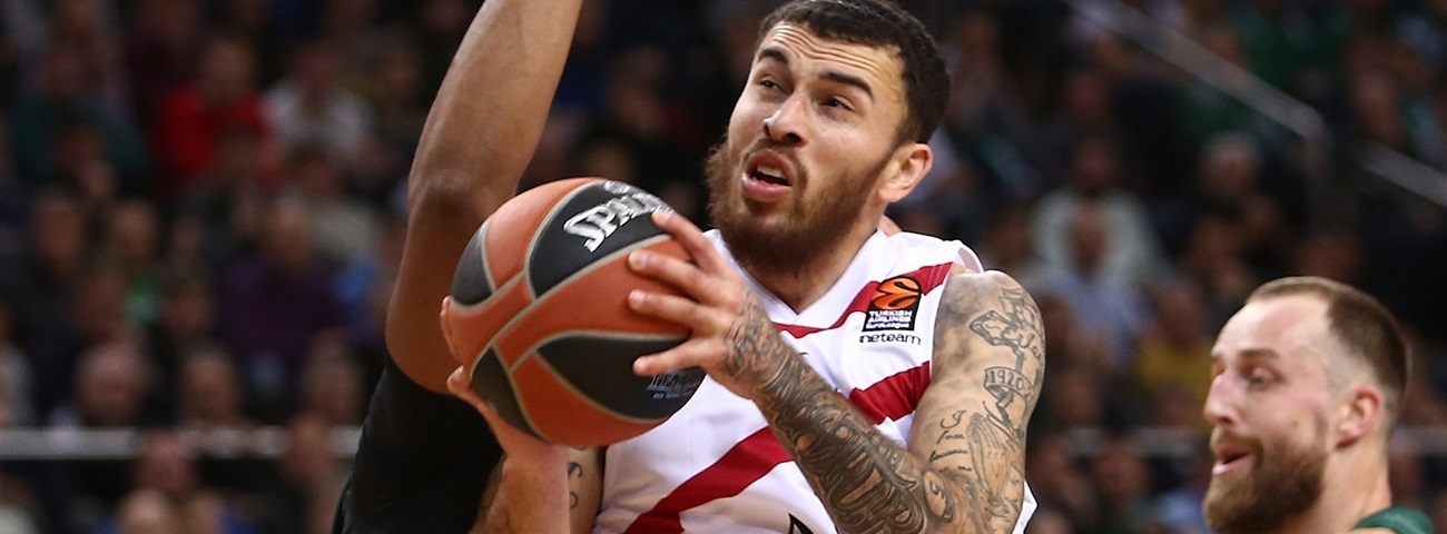 Mike James, Milan: 'We trust each other'