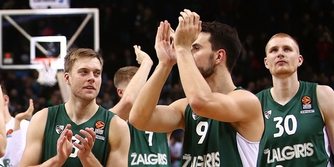 Defensive turnaround made the difference for Zalgiris
