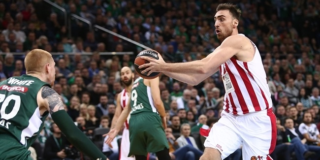 Nikola Milutinov: 'We needed some time to find our chemistry'