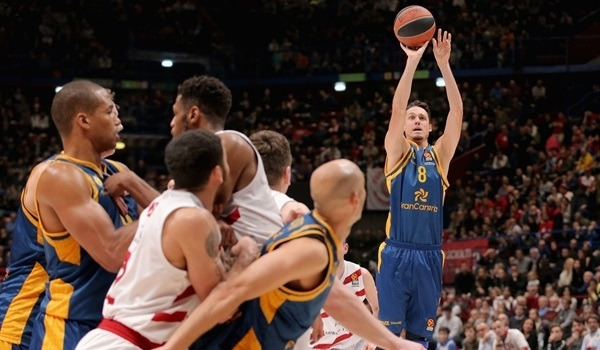 RS Round 11 report: Gran Canaria shocks Milan on the road