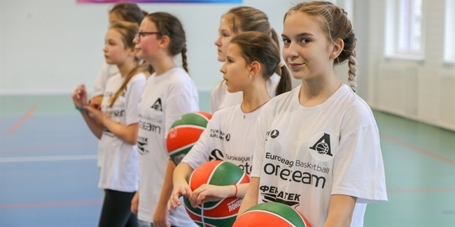 Lokomotiv spreads message of equality through One Team