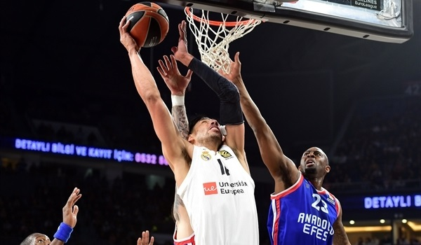 RS Round 11 report: Ayon powers Madrid to stunning comeback over Efes