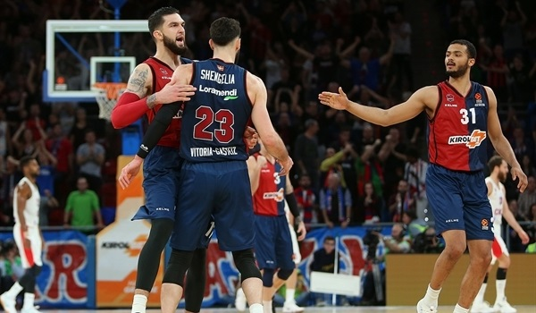 RS Round 11 report: Baskonia edges CSKA in a nail-biter