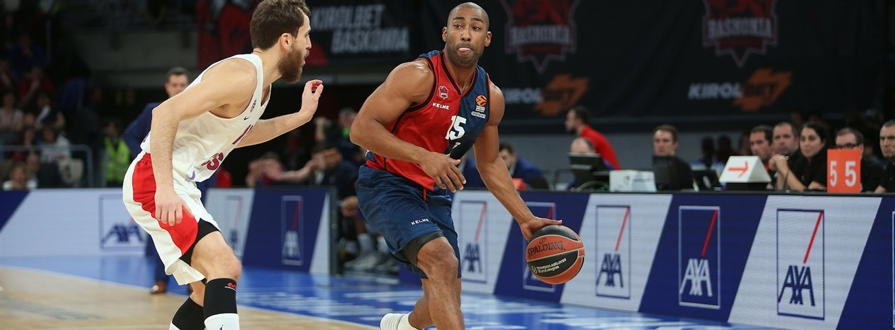 Baskonia loses Granger for 6 months