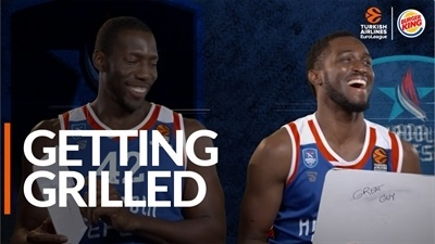 Getting Grilled with Burger King: Anadolu Efes Istanbul